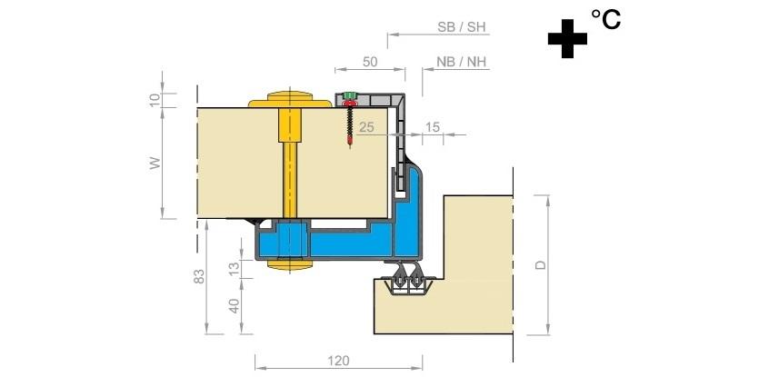 comment monter un porte avec cadre pvc sur des panneaux. Black Bedroom Furniture Sets. Home Design Ideas