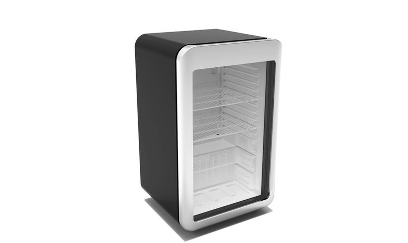 Frigo table top LSC115B noir