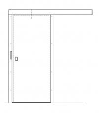 Portes isothermes avec cadre en pvc produits nomacoolnord - Porte de service double battant ...