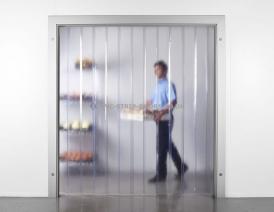 Panneaux sandwich les paisseurs et longueurs nomacool for Rideau chambre froide